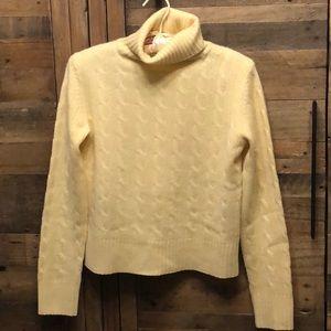 EUC L&T 2-Ply 100% Cashmere Sweater - XS